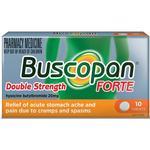 Buscopan Forte 20mg - 10 Tablets