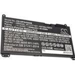 HP ProBook 450 G5 battery (4000 mAh, Black)