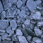 Blooma Blue Slate Decorative chippings Bulk 22.5kg Bag
