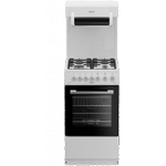 Blomberg GGS9151W 50cm Eye Level Grill Gas Cooker