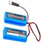 Beats Pill XL battery (5200 mAh, Blue)