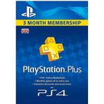 Playstation PS Plus 90 Day Subscription
