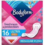 Bodyform Ultra Towels Normal Scented x16
