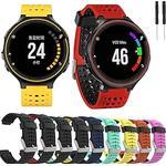 Smartwatch Band for Approach S20 / Approach S5 /Forerunner 735 Garmin Silicone Sport Band Fashion Soft Wrist Strap Lightinthebox