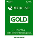 Xbox Live Gold 6 months Xbox Live Key INDIA