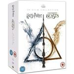 Wizarding World 10 Film Collection [DVD] [2020]