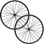 Mavic Ksyrium SL Disc Road Wheelset - 700c SRAM XDR Black   Wheel Sets