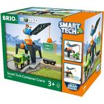 BRIO World: Smart Tech Railway - Container Crane