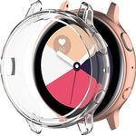 Samsung Galaxy Watch Active2 Silicone Case - 40mm - Transparent
