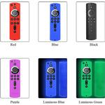 Silicone Case For Amazon Fire TV Stick 4K 5.6 Inch Remote Control Protective Cover Skin Shell Protector