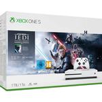Xbox One S 1TB Console - Star Wars Jedi: Fallen Order Bundle (Xbox One) - Star Wars Bundle / + Mortal Kombat 11