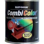 Rustoleum CombiColor 7400 Satin Metal Paint 1L clearance - Dulux Trade Sea Urchin 4 (90GG 64/088)