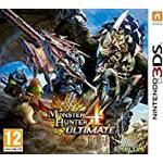 Monster Hunter 4 - Ultimate (Nintendo 3DS)