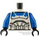 LEGO Minifigure Torso SW 501st Jet Trooper