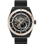 Mens Hugo Boss Signature Automatic Skeleton Watch