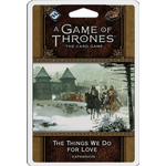 A Game of Thrones LCG (2nd Edition) - The Things We Do for Love Premiu