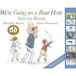 We're going on a bear hunt sound book We're Going on a Bear Hunt