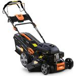 Feider T4640ES 4-in-1 Self-Propelled Petrol Lawnmower with...