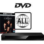Panasonic DP-UB820 MULTIREGION for DVD + Casino