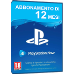 Playstation Now - 12 months [PS4] - Italy