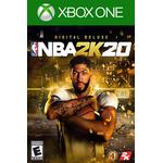 NBA 2K20 Digital Deluxe Xbox One