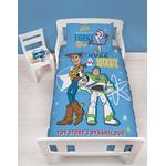 Toy Story 4 Toddler Duvet - Rescue