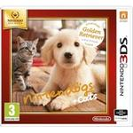 Nintendogs & Cats Golden Retriever Selects (Nintendo 3DS)