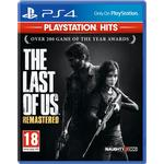 The Last Of Us Remastered PS4 Game (PlayStation Hits)