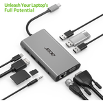 Acer 10-in-1 Type-C Dongle