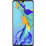Huawei P30 Pro 128GB Aurora Blue at £899 on Big Bundle Calls and Texts with Unlimited mins & texts; £5 Topup.