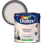 Dulux Neutrals Just walnut Silk Emulsion paint 2.5L