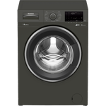 Blomberg LWF184420G 8kg 1400 Spin Washing Machine - Graphite - A+++ Energy Rated Euronics - 5 year Extended Warranty 3+2 (+£94.21)