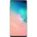 Samsung Galaxy S10 Plus Ceramic White 6.4 128GB 4G Unlocked & SIM Free