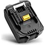 Powayup 18V 4.0Ah for Makita Battery BL1840 BL1830 BL1850 BL1830B BL1850B BL1860 BL1860B BL1815 BL1825 BL1835 BL1845 LXT-400 Li-Ion Power Tools