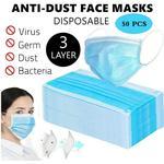 face mask medical 50pcs