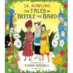 Quill harry potter Books The Tales of Beedle the Bard - Illustrated Edition