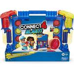 Connect 4 Blast! Game; Powered by Nerf; Includes Nerf Blasters and Nerf Foam Darts; Game for Kids Ages 8 and up