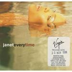 Janet Jackson Everytime 1998 UK CD single VSCDJ1720