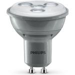 Philips LED 4w Gu10 Light Bulb 230V, Warm White
