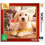 NINTENDOGS & CATS - NINTENDO SELECTS - AU RELEASE - NINTENDO 3DS GAME