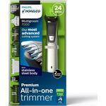 Philips Norelco Multigroom Series 7000 Men's Rechargeable Trimmer 24 Piece MG7750/59
