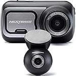 Nextbase 422GW Full 1080p HD In Car Dash Cam Camera- Bluetooth- WIFI- GPS- Night Vision, SOS Emergency- With Rear Dash Cam, Full Rear View + Full Front View