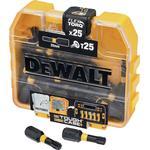 DeWalt Torsion Torx Screwdriver Bits T25 25mm Pack of 25
