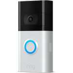 Ring Smart Video Doorbell V3, With Camera, Wi-Fi Enabled