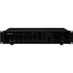 Monacor 100v Line 5 Zone 120w Mixer Amplifier