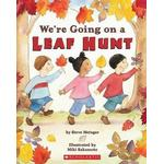 We're going on a bear hunt sound book We're Going on a Leaf Hunt by Steve Metzger