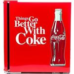 Husky EL196 | Coca Cola Branded Table Top Mini Fridge