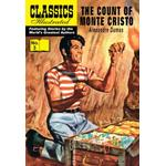 The count of monte cristo novel Books The Count of Monte Cristo (with panel zoom) - Classics Illustrated