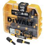 DeWalt Torsion Torx Screwdriver Bits T20 25mm Pack of 25