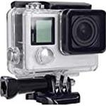 Waterproof Underwater Diving Protective Housing Case Shell Cover,for Go-Pro Hero 4 New